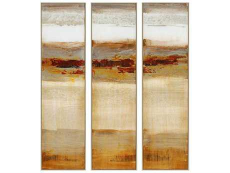 Paragon Kinder Harris Jardine Urban Sequence Painting (Three-Piece Set)