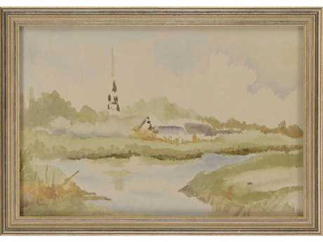 Paragon Jardine ''Afternoon View'' Wall Art