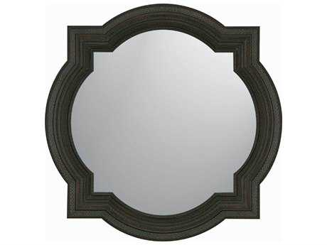 Paragon Dark Brown 40 x 40 Wall Mirror PAD8700