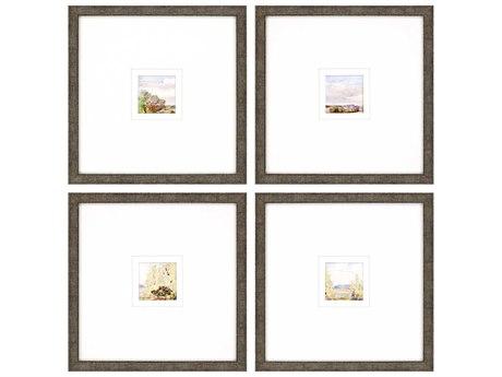 Paragon Petite Canvas Wall Art (Set of 4)