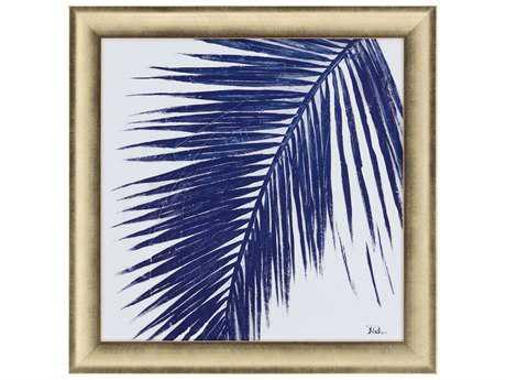 Paragon Pinto Indigo Baru Palm I Painting