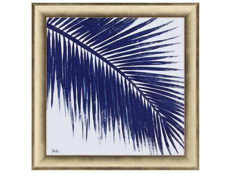 Paragon Pinto Indigo Baru Palm II Painting