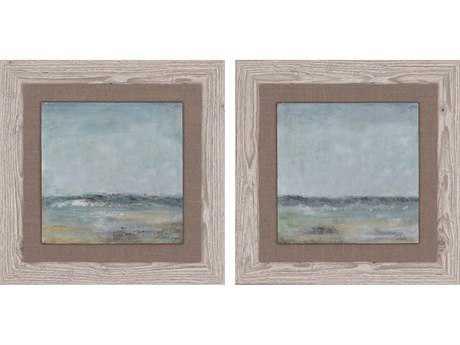 Paragon Pinto Set of 2 ''Cape Cod'' Wall Art