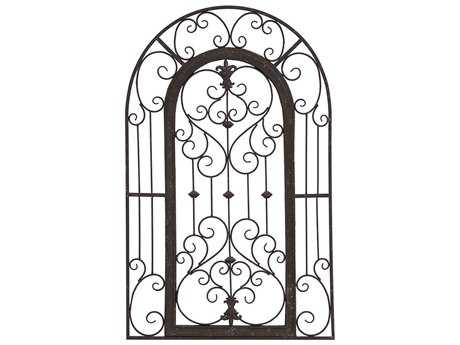 Paragon ''Secret Garden Gate'' Metal Wall Art PAD9857
