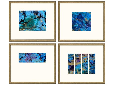 Paragon Unknown Wall Decor (Set of 4)