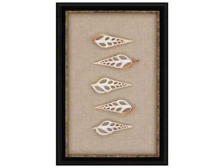 Paragon Unknown ''Striped Shell'' Wall Art PAD3757