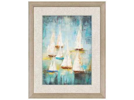 Paragon Villarreal Sail Away I Painting