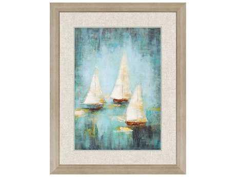 Paragon Villarreal Sail Away II Painting
