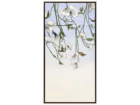 Paragon Vines And Blooms Canvas Wall Art