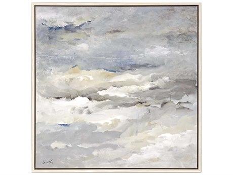Paragon Waterside Sea Meets Sky Canvas Wall Art