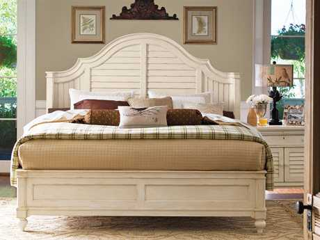 Paula Deen Home Linen Steel Magnolia Queen Panel Bed PDH996210B