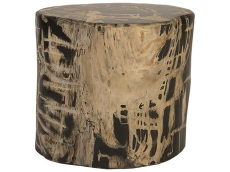 Phillips Collection Cast Naturals Natural Accent Stool