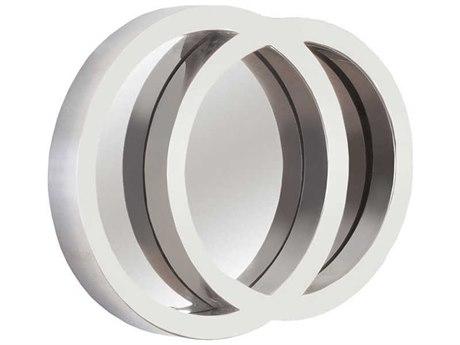 Bassett Mirror Old World 24 X 40 Mina Wall Mirror Bam3750ec