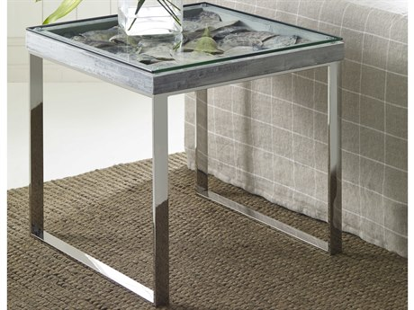 Phillips Collection Shell Natural 23'' Wide Square End Table PHCPH83146
