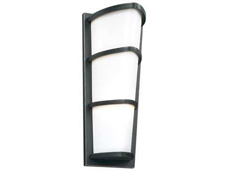 PLC Lighting Alegria Oil Rubbed Bronze Two-Light Incandescent Outdoor Wall Light