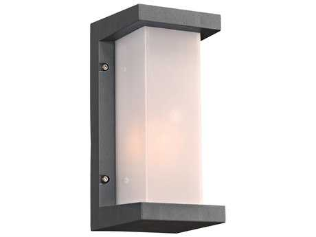 PLC Lighting Boston Bronze Incandescent Outdoor Wall Light (Sold in 2)