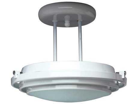 PLC Lighting Cascade 12.5'' Wide Halogen Semi-Flush Mount Light (Sold in 2) PLC1614