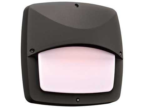 PLC Lighting Clarendon-II Bronze Two-Light Incandescent Outdoor Wall Light