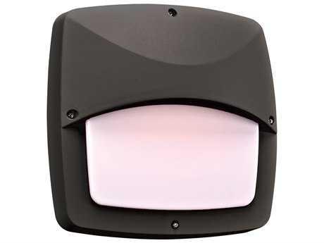 PLC Lighting Clarendon-II Bronze Two-Light Incandescent Outdoor Wall Light