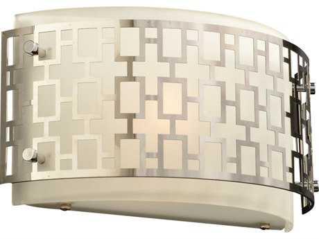 PLC Lighting Ethen Polished Chrome Incandescent Vanity Light PLC12153PC