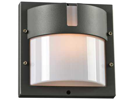 PLC Lighting JEDI Bronze Incandescent Outdoor Wall Light (Sold in 3)