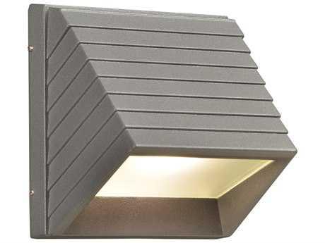 PLC Lighting Le Doux Bronze LED Outdoor Wall Light PLC1311BZ