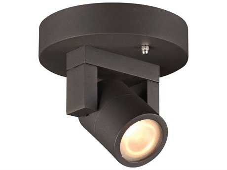 PLC Lighting Lydon Bronze LED Outdoor Wall Light