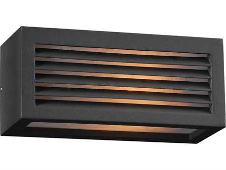 PLC Lighting Madrid Bronze Incandescent Outdoor Wall Light (Sold in 2)