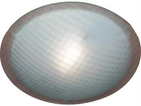 PLC Lighting Nuova 20'' Wide Halogen Flush Mount Light (Sold in 2) PLC22219
