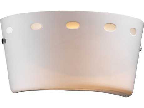 PLC Lighting Ondrian-II Polished Chrome Incandescent Wall Sconce PLC70045PC