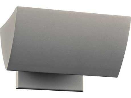 PLC Lighting Pico Silver LED Wall Sconce PLC1388SL