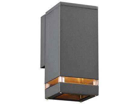 PLC Lighting Porto-I Bronze Incandescent Outdoor Wall Light (Sold in 2) PLC1744BZ