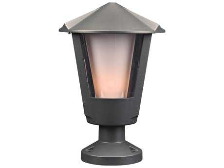 PLC Lighting Silva Bronze Incandescent Outdoor Wall Light