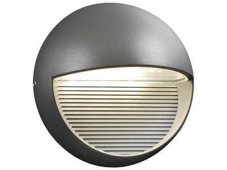 PLC Lighting Tummi Bronze Three-Light LED Outdoor Wall Light (Sold in 2) PLC1775BZ