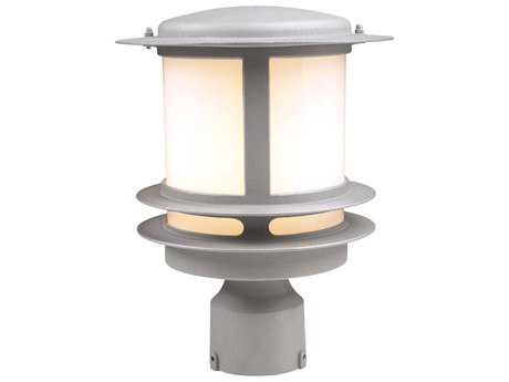 PLC Lighting Tusk Incandescent Outdoor Post Light (Sold in 2) PLC1896