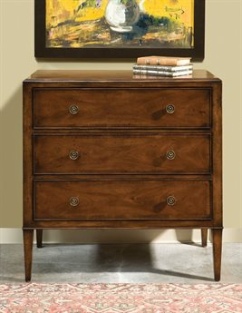 Port Eliot European Mahogany Dresser
