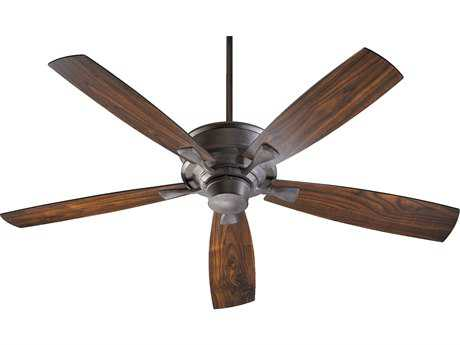 Quorum International Toasted Sienna Indoor Ceiling Fan QM4260544