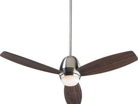 Quorum International Satin Nickel 52 Inch Indoor Ceiling Fan QM4252365