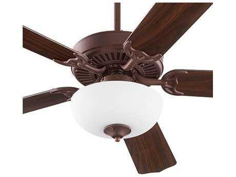 Quorum International Capri III Toasted Sienna Indoor Ceiling Fan QM775259044