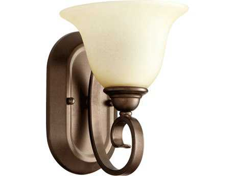 Quorum International Celesta Oiled Bronze Wall Sconce QM5453186