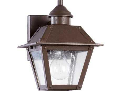 Quorum International Emile Oiled Bronze Outdoor Wall Lantern QM702486