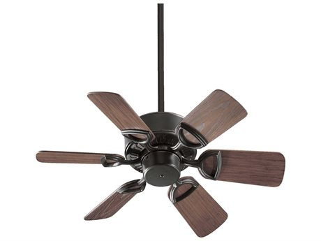 Quorum International Estate Patio Old World 30 Inch Outdoor Ceiling Fan QM14330695