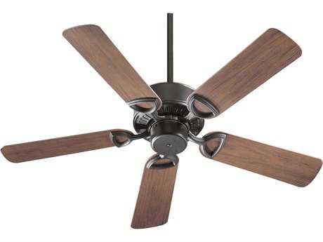 Quorum International Estate Patio Old World 42 Inch Outdoor Ceiling Fan QM14342595
