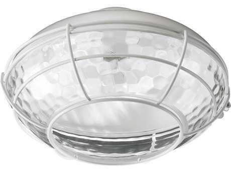 Quorum International Hudson Studio White Fan Light Kit QM1375808