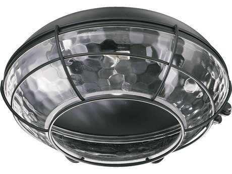 Quorum International Hudson Matte Black Fan Light Kit QM1375859