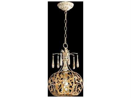 Quorum International Leduc Florentine Gold Pendant Light QM835661