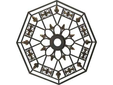 Quorum International Marcela Oiled Bronze Ceiling Medallion QM7603186