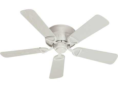 Quorum International Medallion Patio Studio White 42 Inch Outdoor Ceiling Fan
