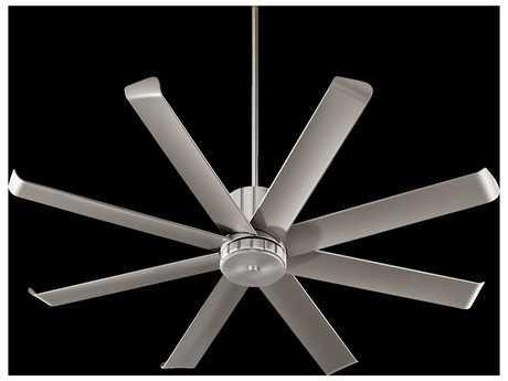 Quorum International Proxima Patio Satin Nickel 60'' Indoor Ceiling Fan QM19660865
