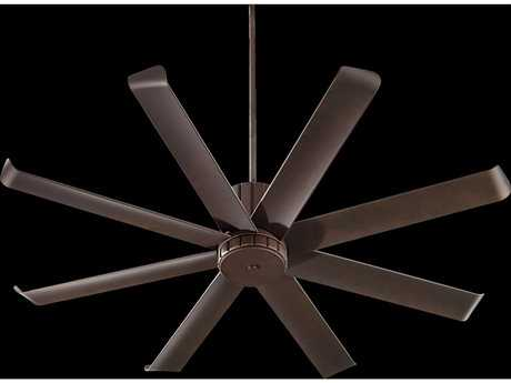 Quorum International Proxima Patio Oiled Bronze 60'' Outdoor Ceiling Fan